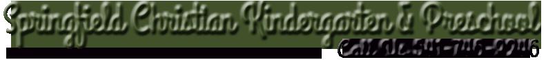 Springfield Christian Kindergarten & Preschool
